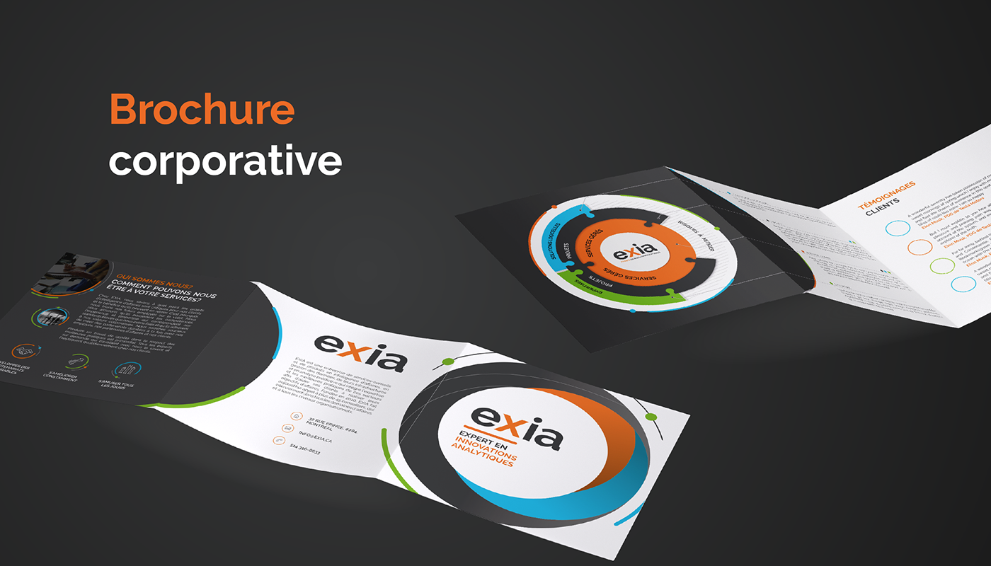 branding  UI Adobe XD marque Web graphic design  colors Technology Powerpoint business card