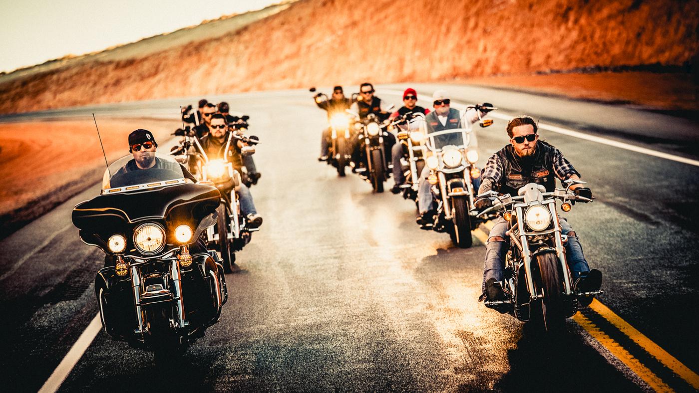 motorcycle Portraiture lifestyle photography