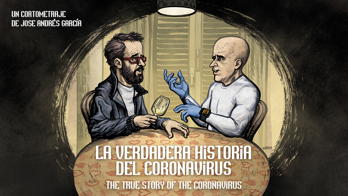 Coronavirus cortometraje movie short movie