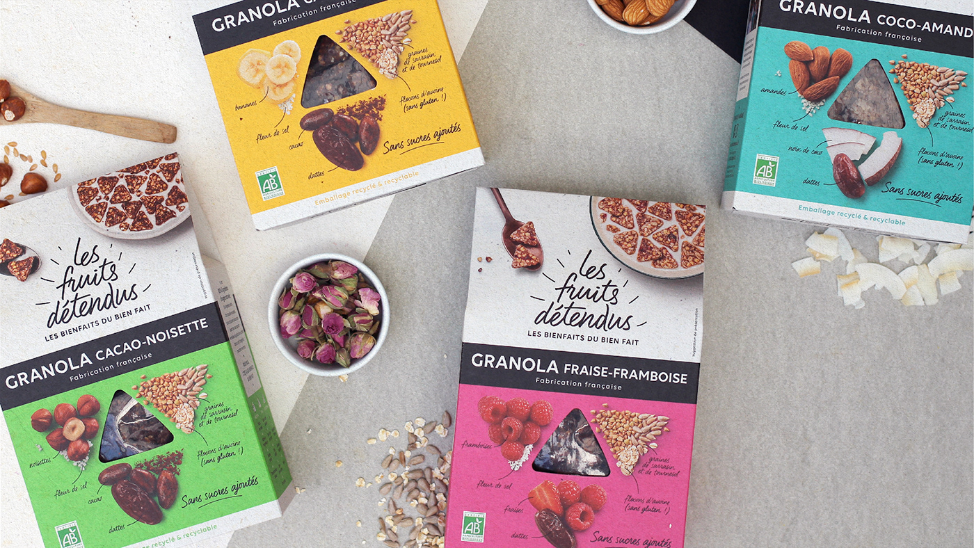 branding  créativité design engage identité Packaging