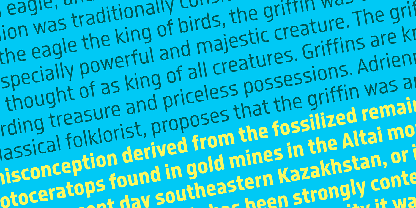 barcelona font Typeface sans geometric simple screen heading