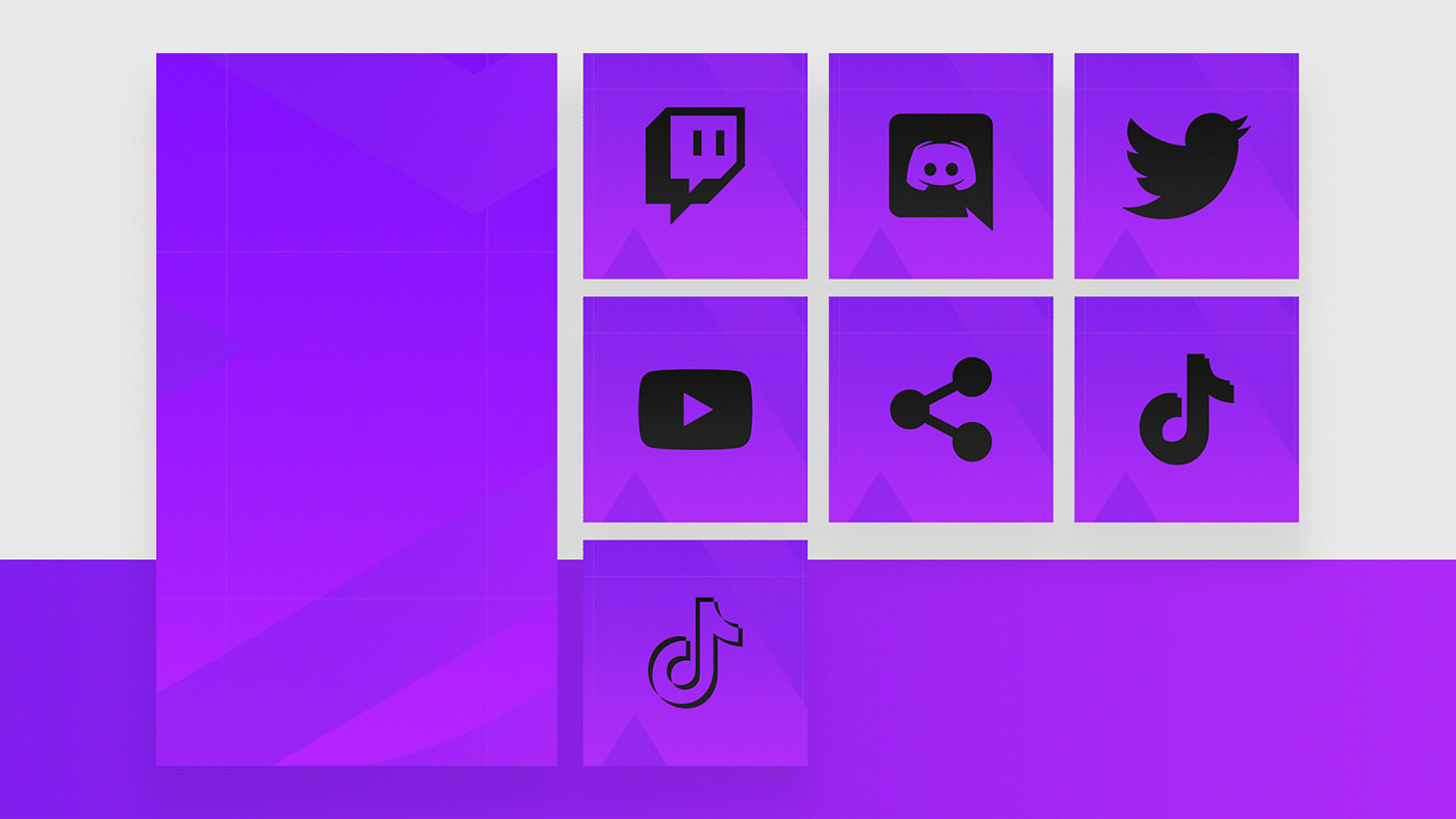 esports Esport rebrand esport revamp Gaming Logo Design Rebrand Twitch animated Twitch Graphics Twitch Overlay twitter header
