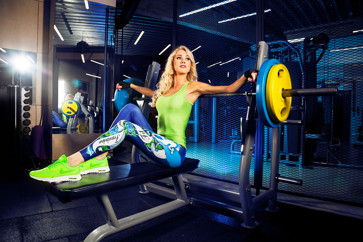 BodyBuilding clothes fitness gym leggings model photo session photoshoot product sportwear