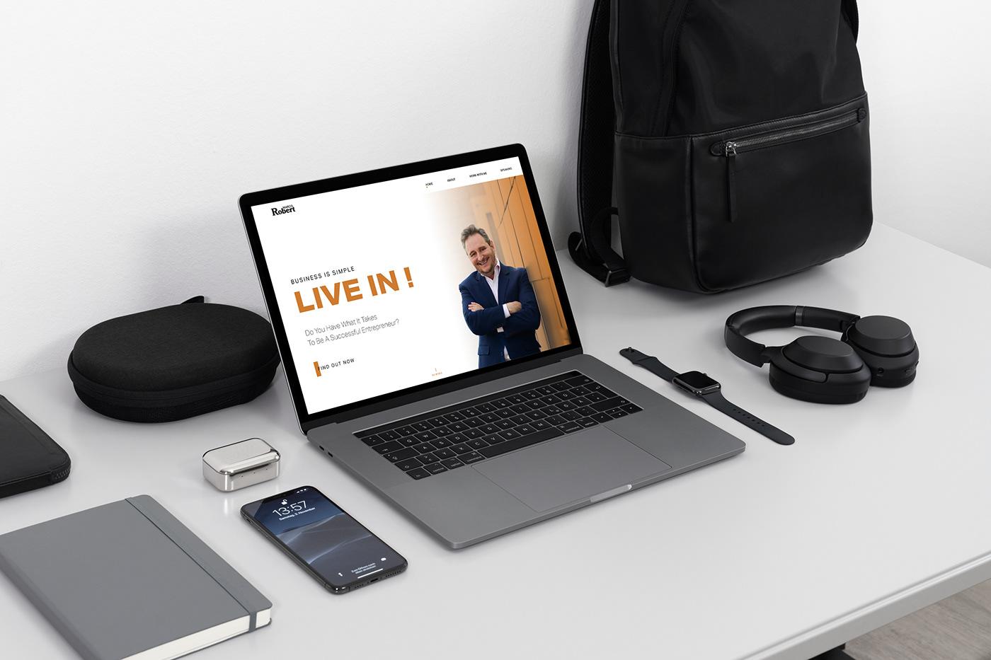 adventure brand Coach consultant entrepreneur life luxury modern sophistication success