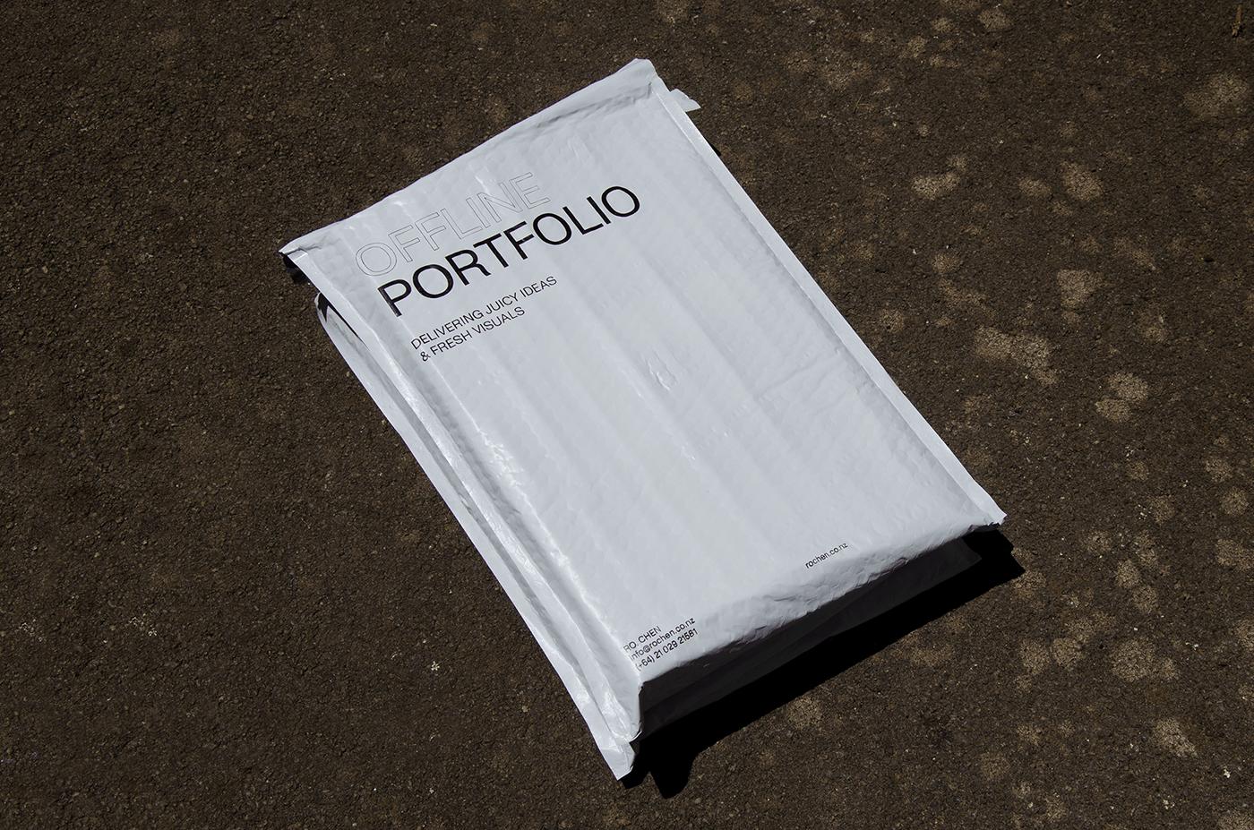 完美的47款作品集portfolio欣賞