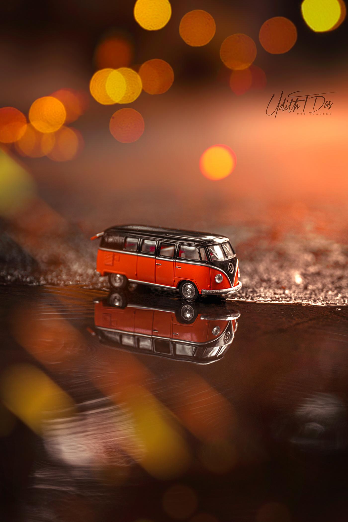 Bokeh Love Photography Toy Car On Behance