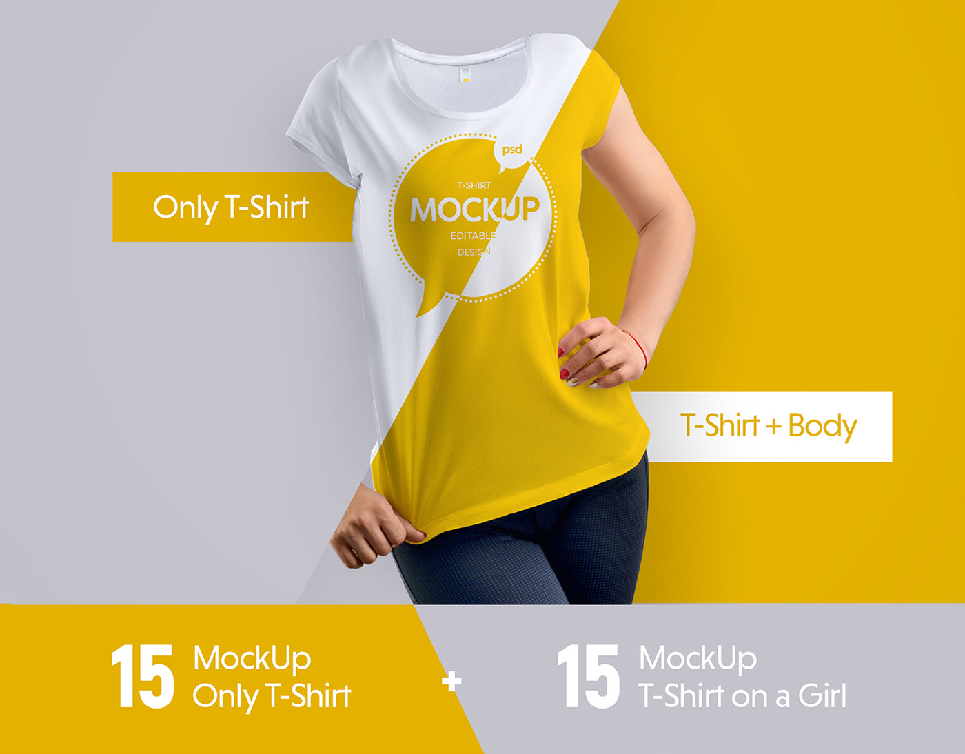 30 Mock Ups T Shirt 1 Free Mockup On Behance