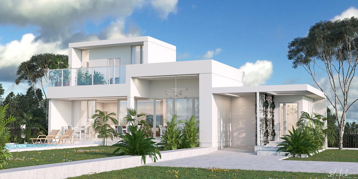 architecture KERALA HOUSE modern house
