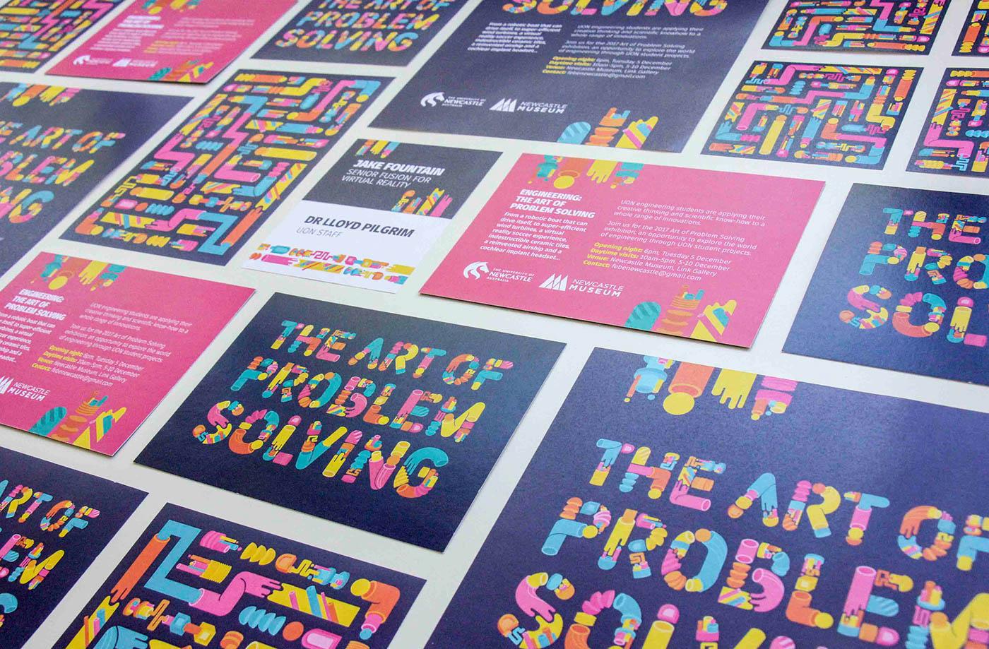 graphic design  typography   HAND LETTERING lettering Illustrative Illustrative lettering branding  Exhibition  Exhibition Design