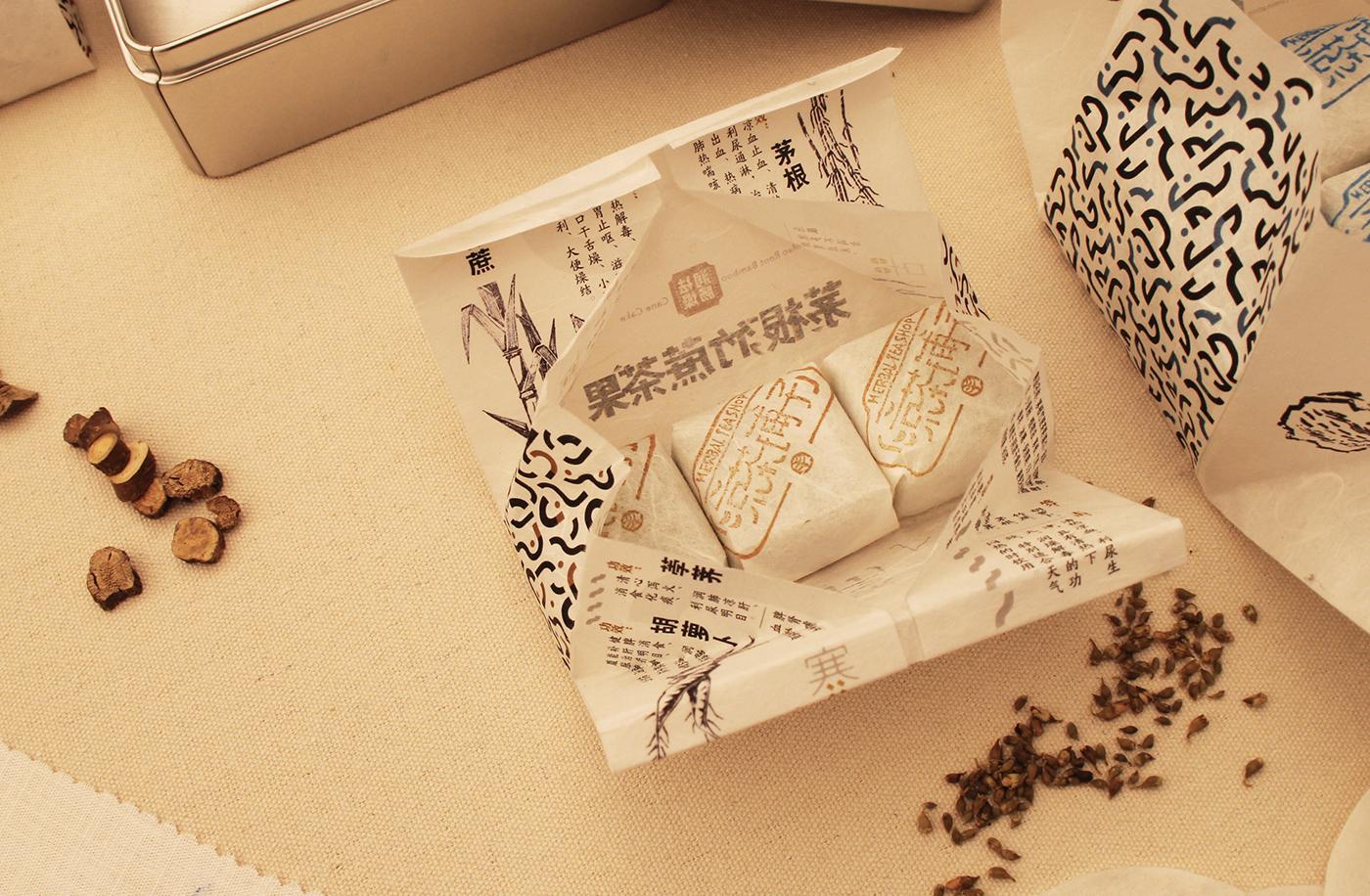 有設計感的15套茶葉包裝設計欣賞