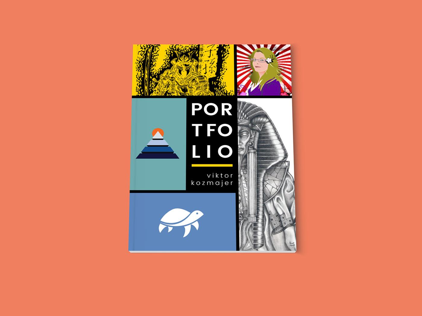 Front cover of Portfolio 2016