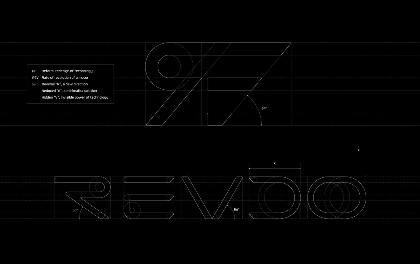 極美的23個科技logo欣賞