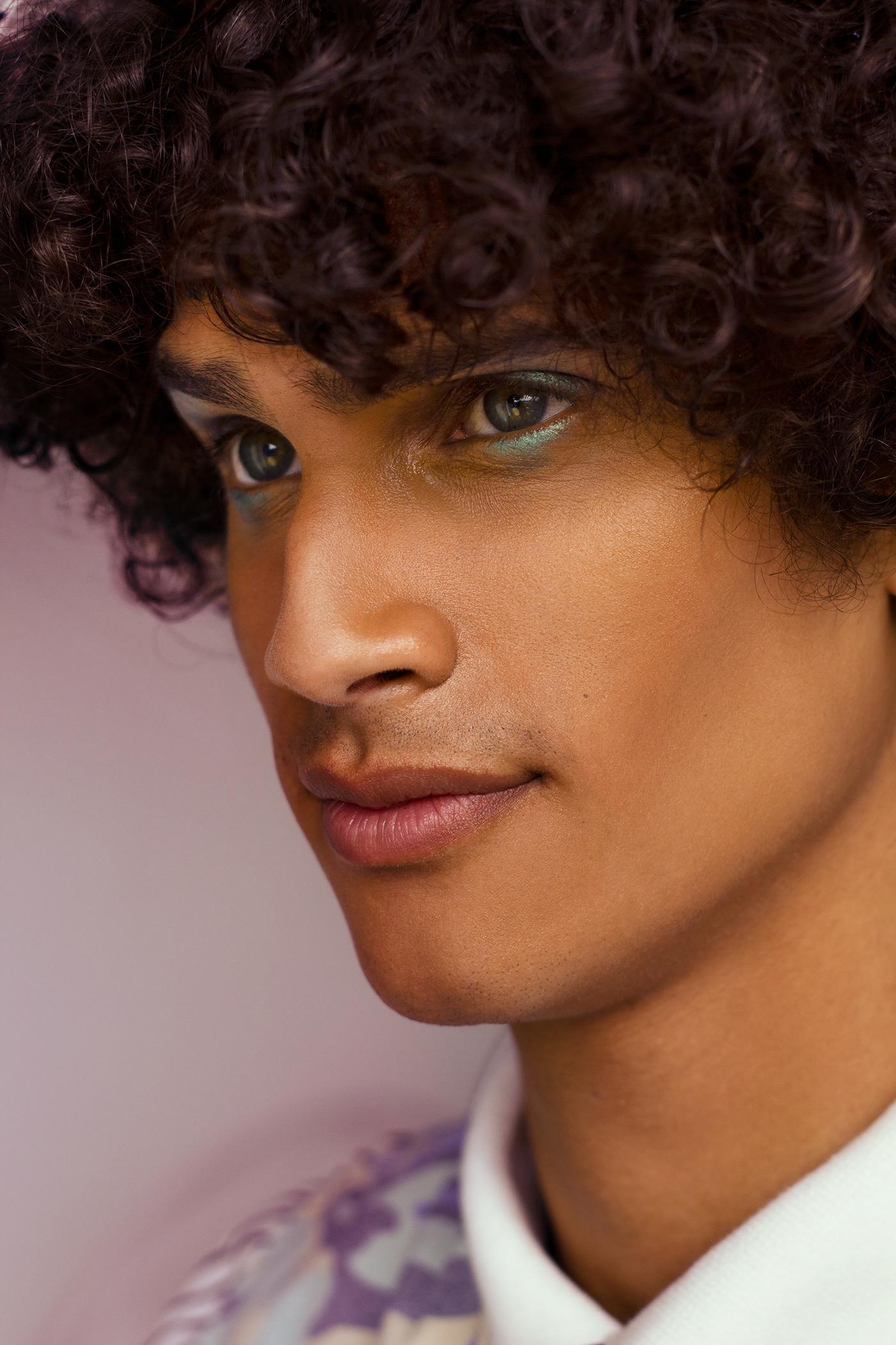 50mm beauty editorial fashion editorial makeup Makeup Editorial Photography  portrait portrait photography retouching