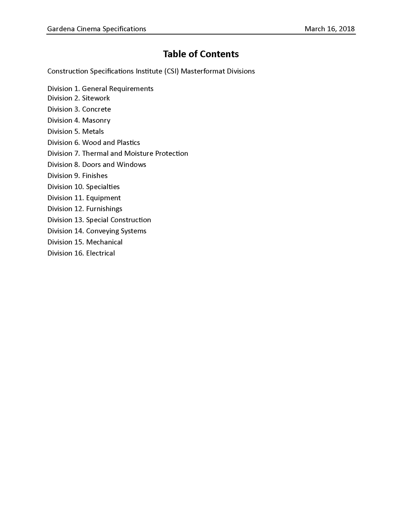 INTA432 Construction Documents II On Behance