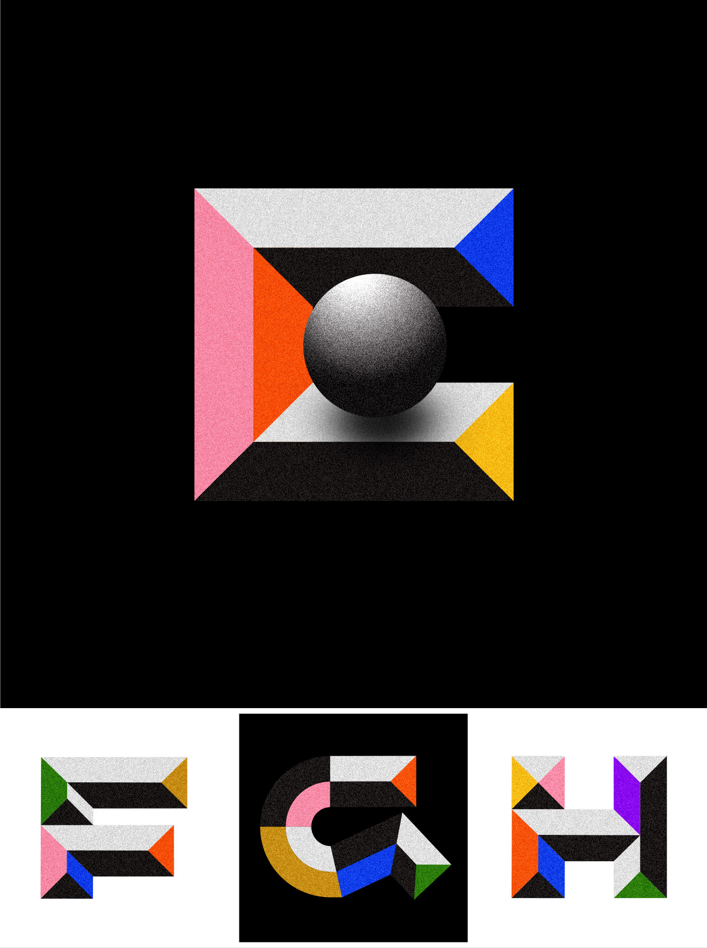Image may contain: screenshot, ball and geometry