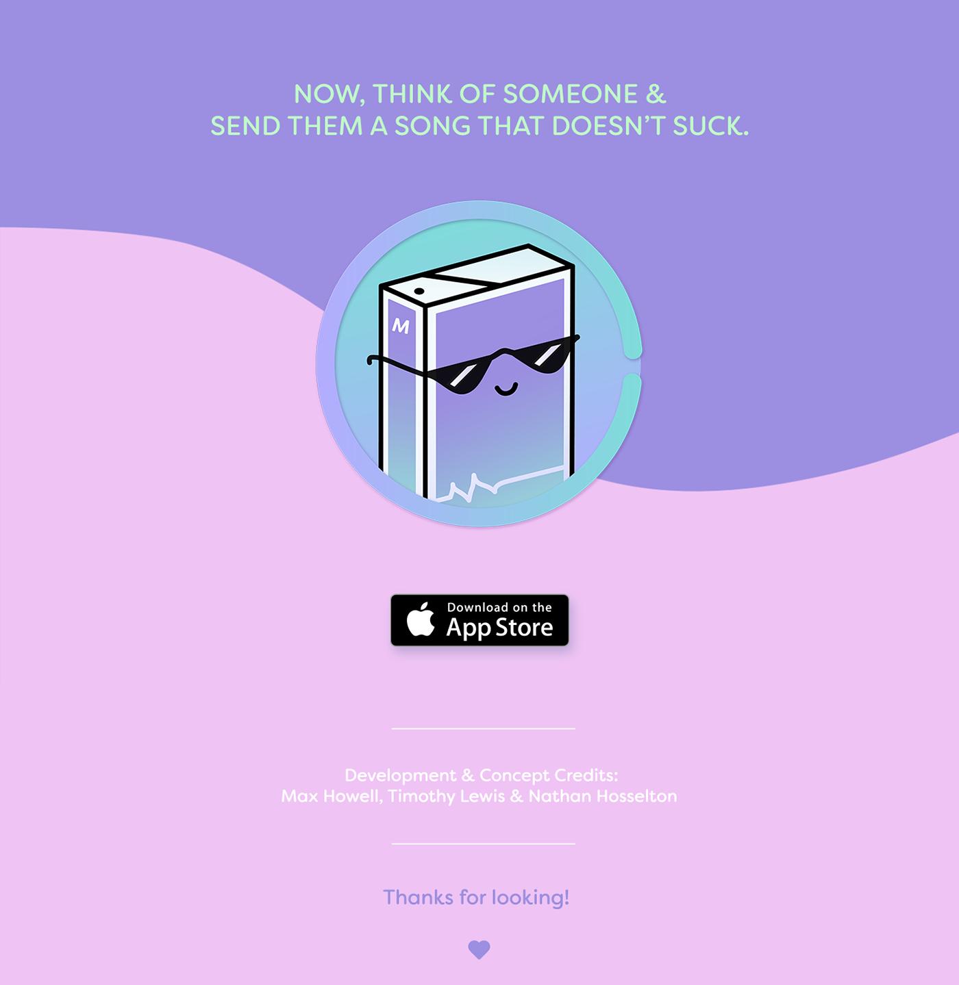 ios app design ux/ui message app app animation ILLUSTRATION  imessage
