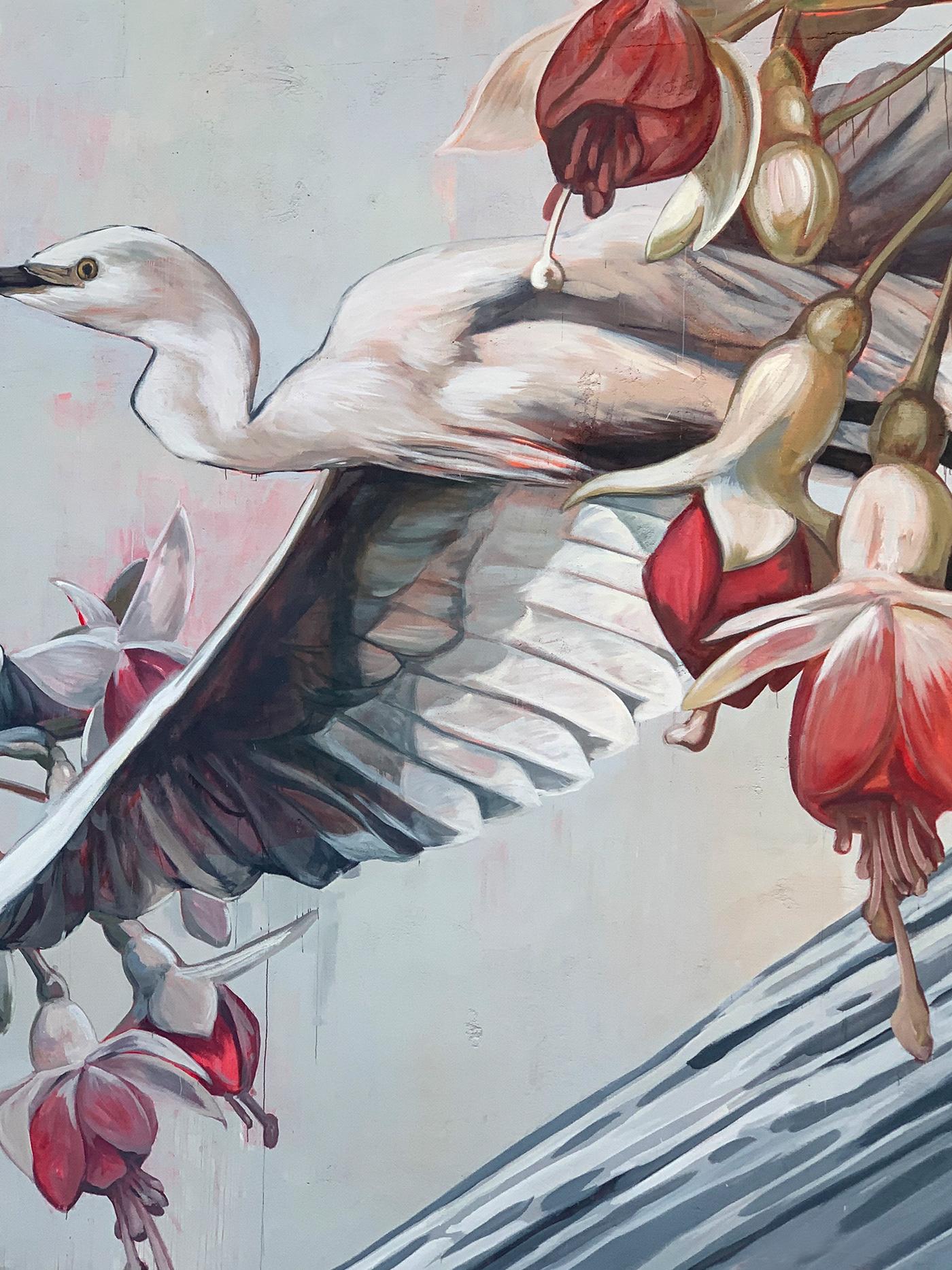arte urbano Dax france Lula Goce Mural streetart Graffiti