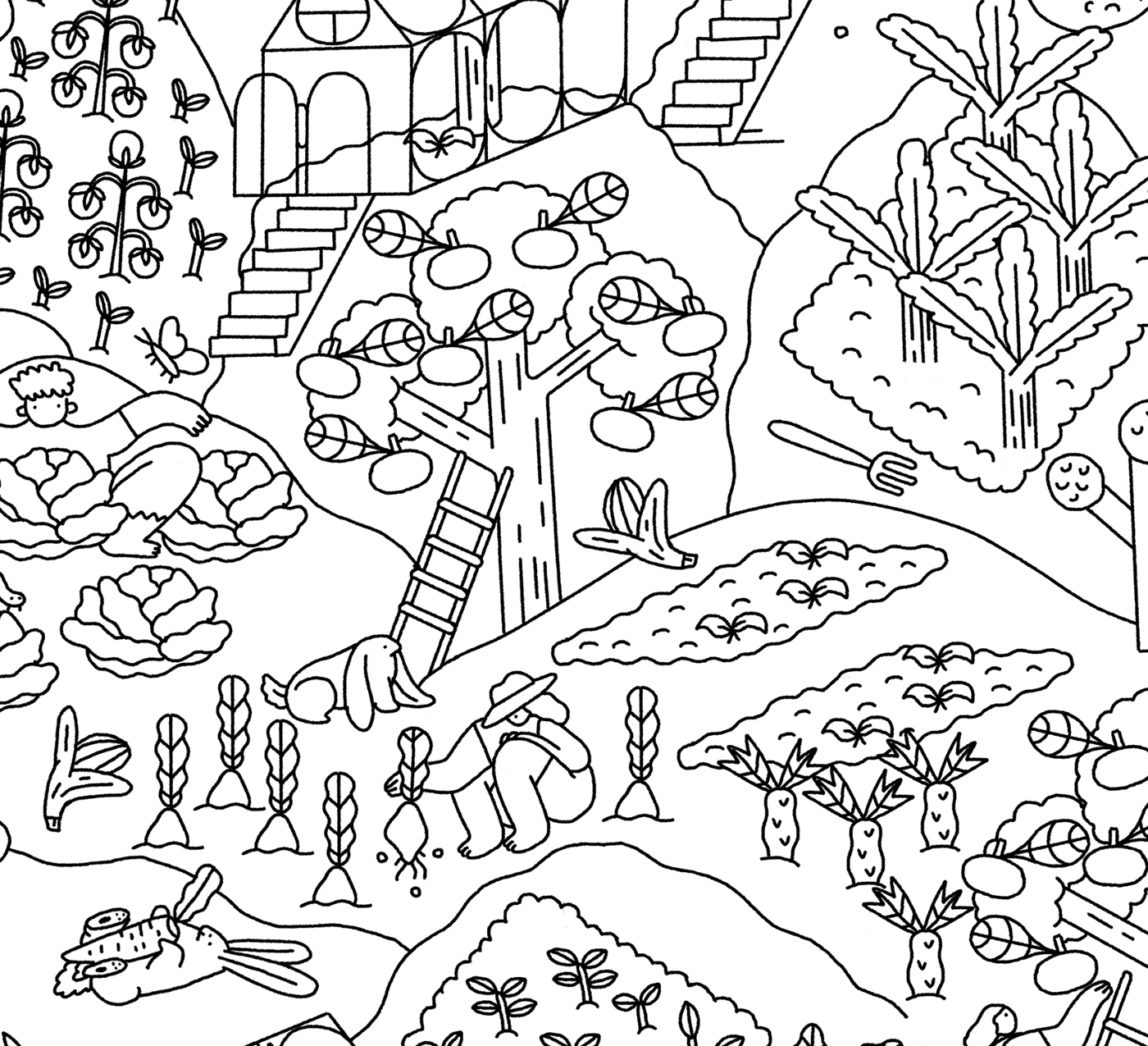 Image may contain: map, drawing and cartoon