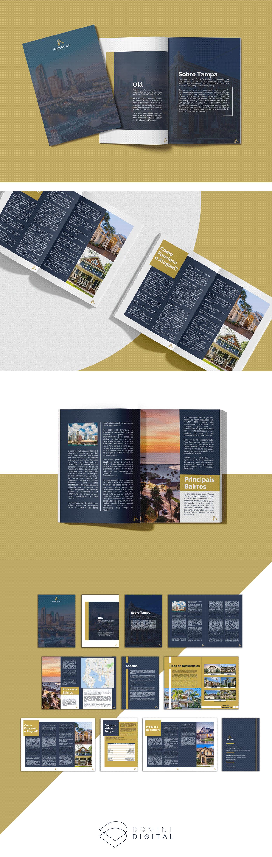 ebook florida imobiliária Livro revista Tampa Bay