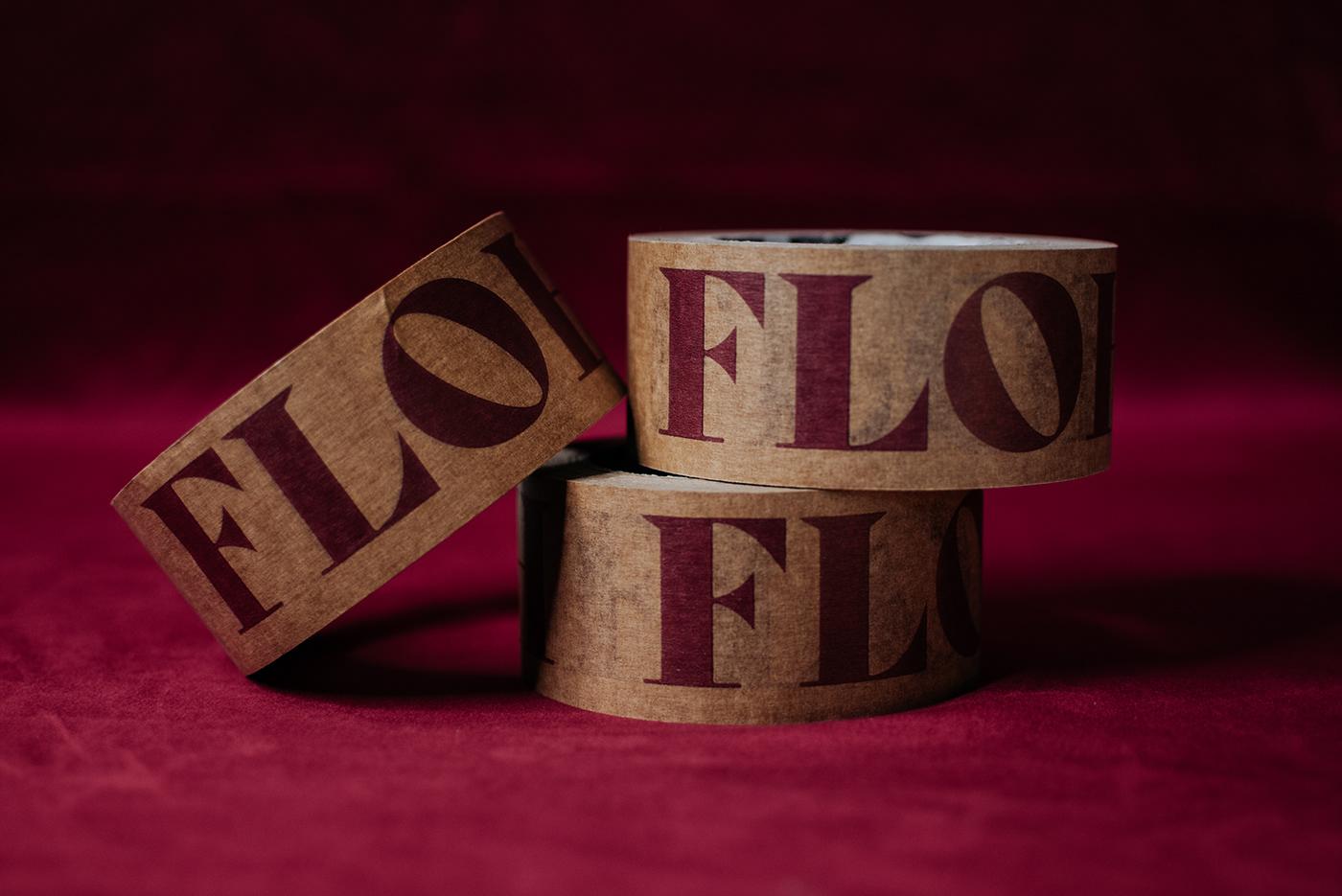 Floh scotch tape