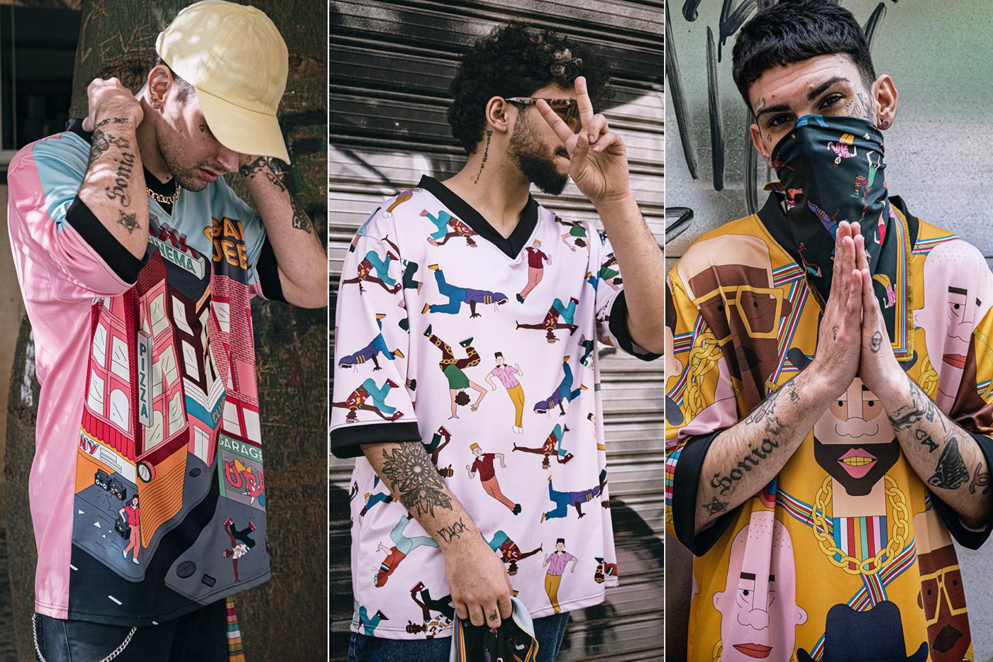 80's 80s Clothing Graffiti hiphop music neon streetwear Urban rap