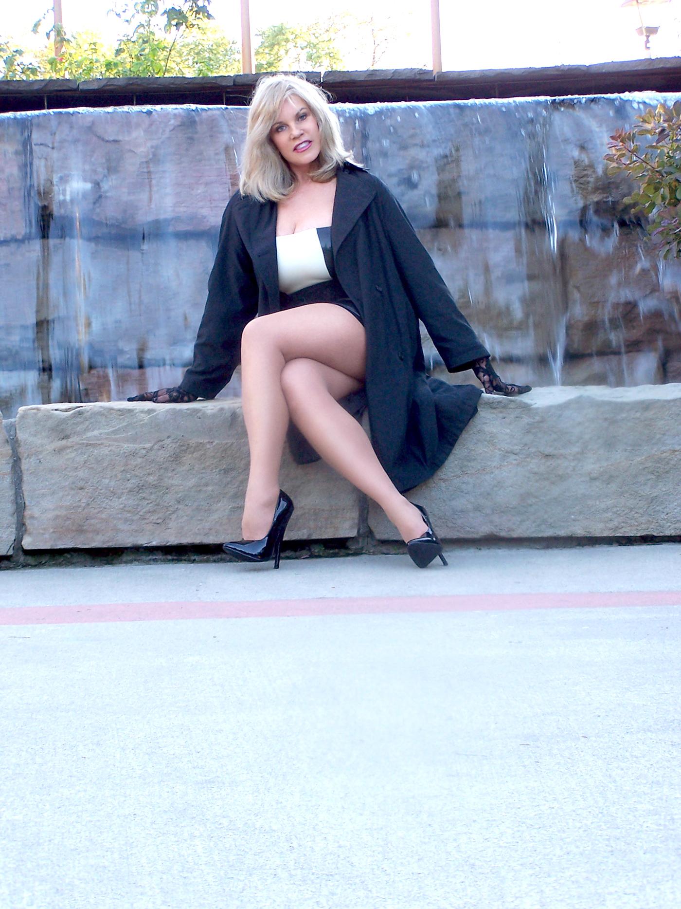 latex & stilettos on behance