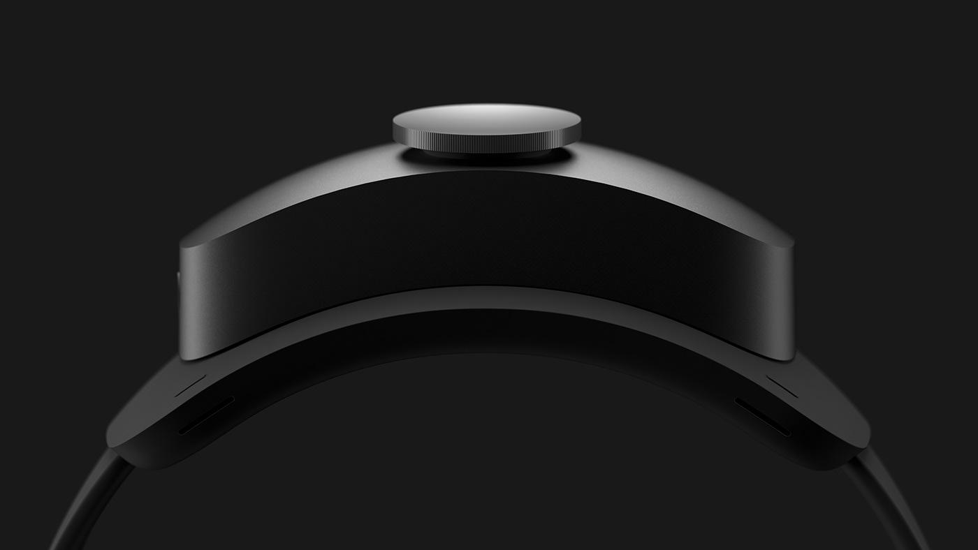 Hololens,hololens2,industrial design ,Microsoft,product design