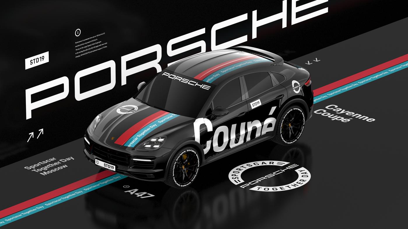 Auto Cayenne Erohnovich Motorsport Porsche Sportscar whomakesit