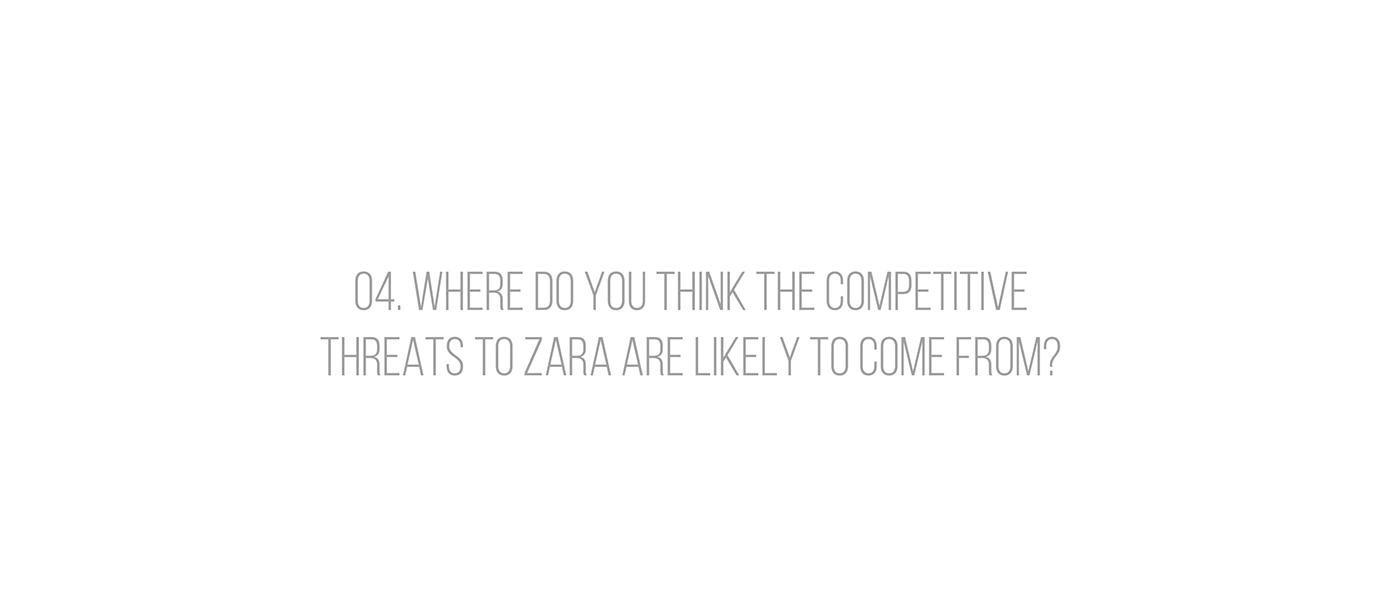 zara case study operations strategy on behance thank you