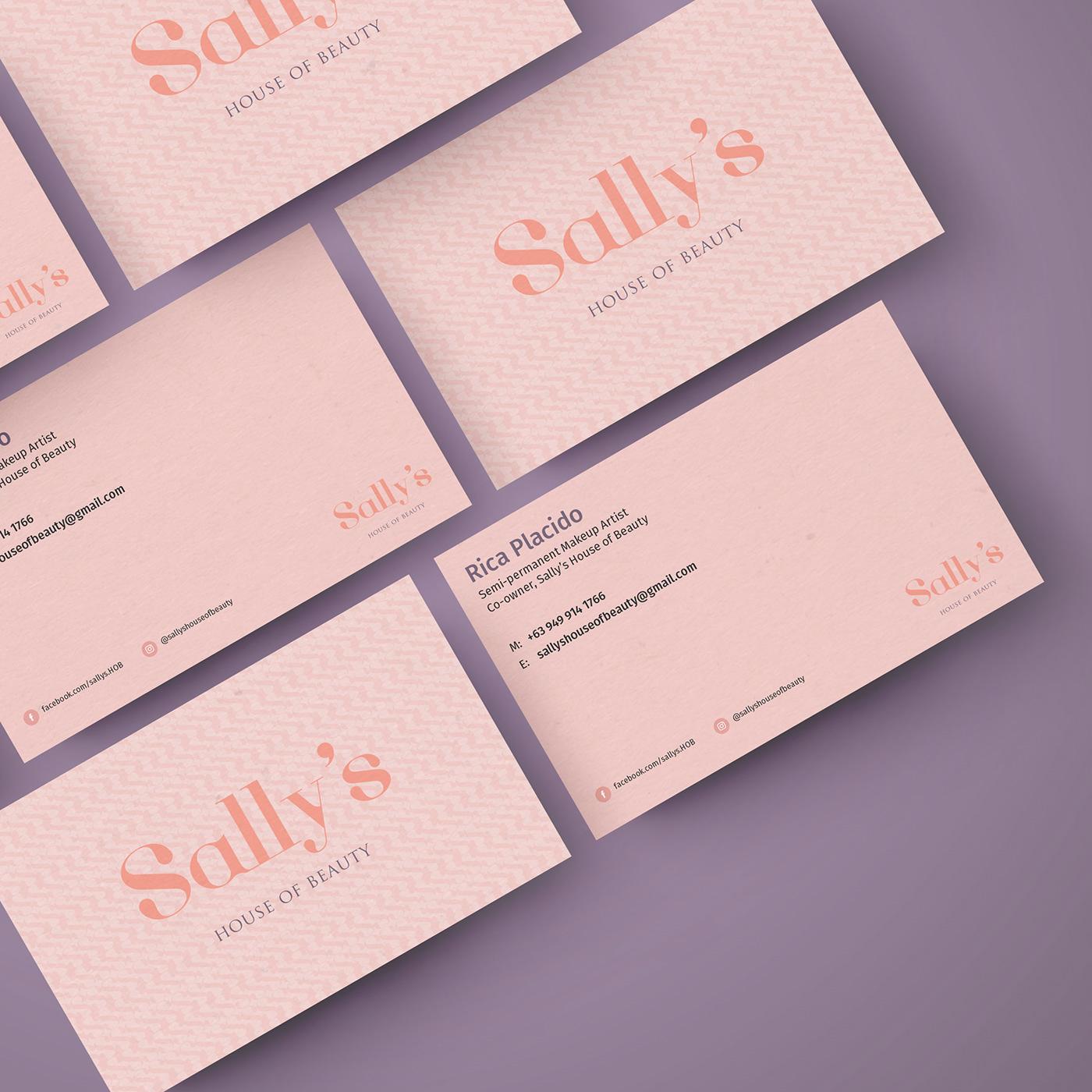 Sallys House Of Beauty Part 3 On Behance