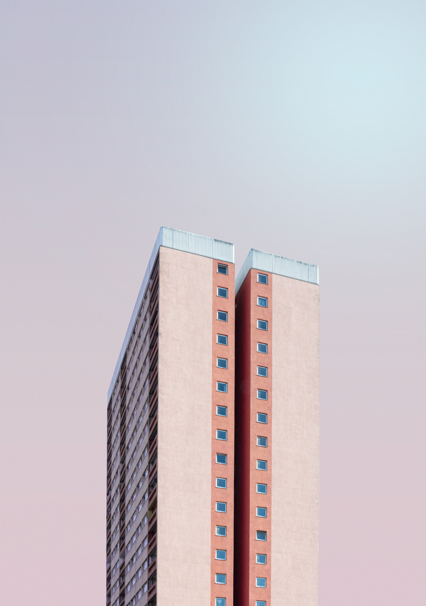architecture berlin building city geometry London minimal pastel Urban graphic