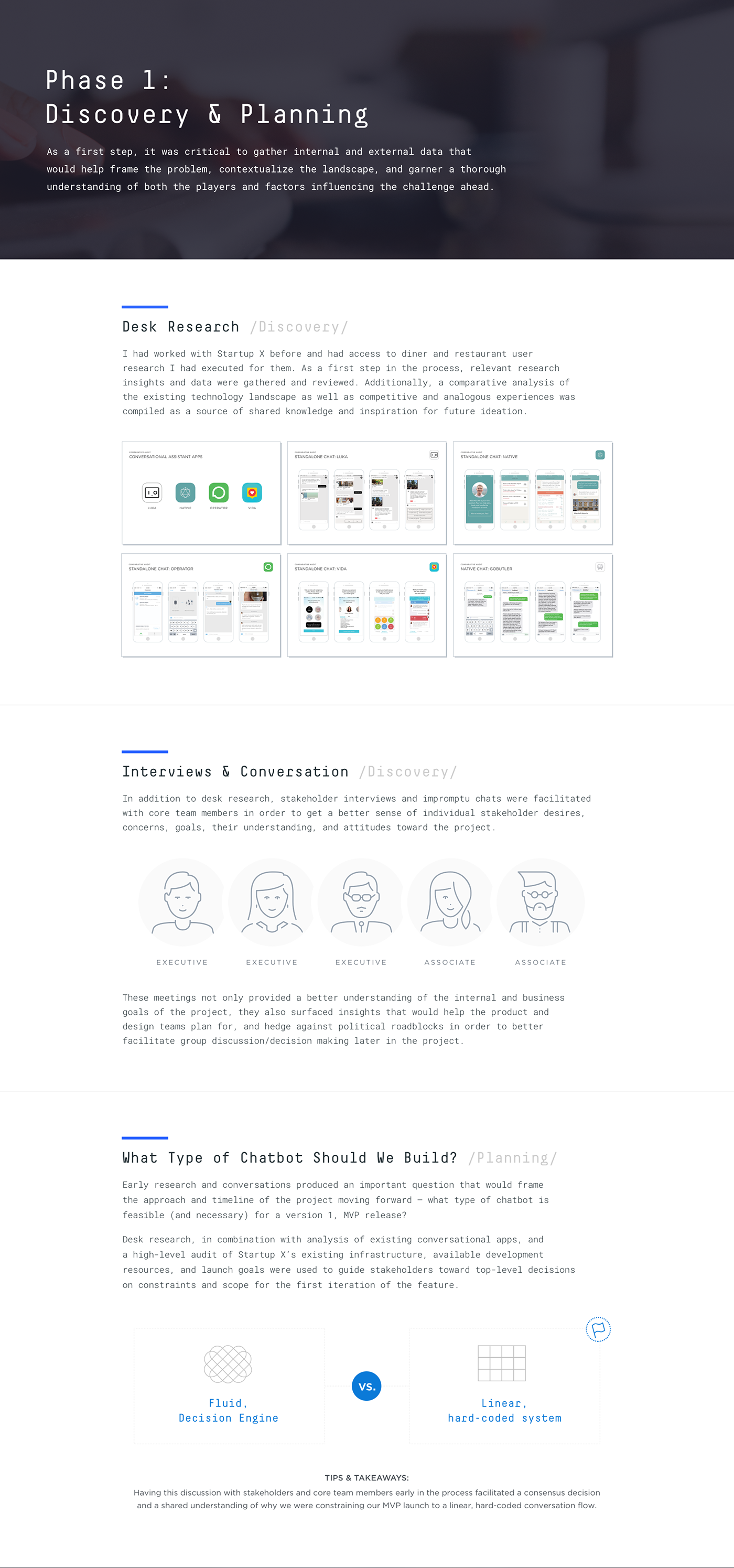 ux user experience Chat Chatbot bot messaging design process conversational ui UI chat bot