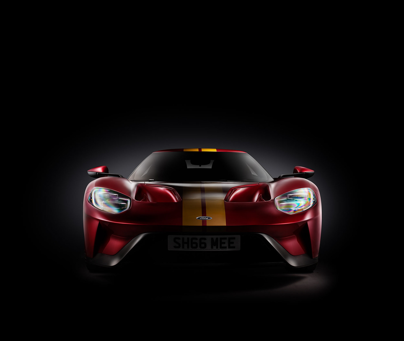 Ford GT (@theshmeemobiles collection)