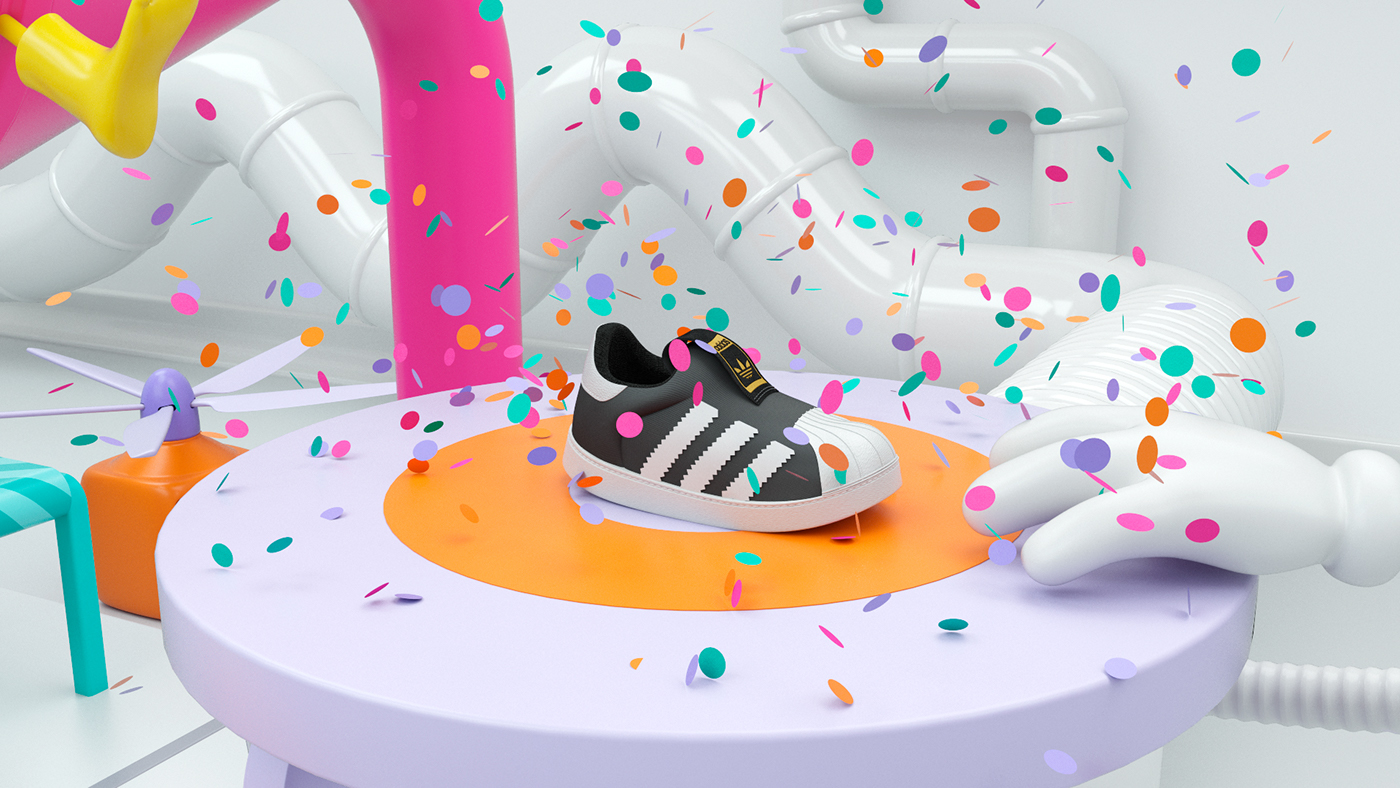 sneakers trainers adidas kids360 adidasoriginals factory shoes balloons