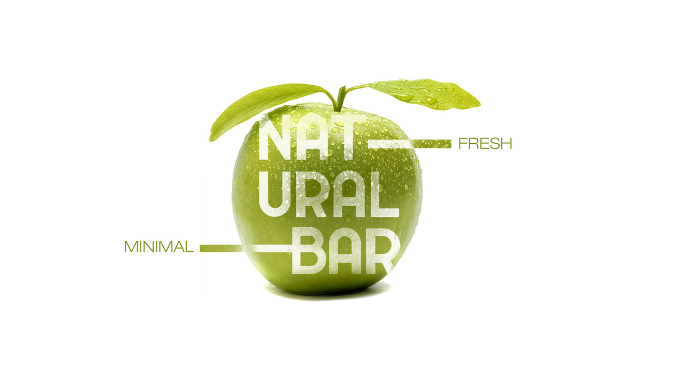 bar fitness green gym healthy healthy food identity natural Packaging protein bar