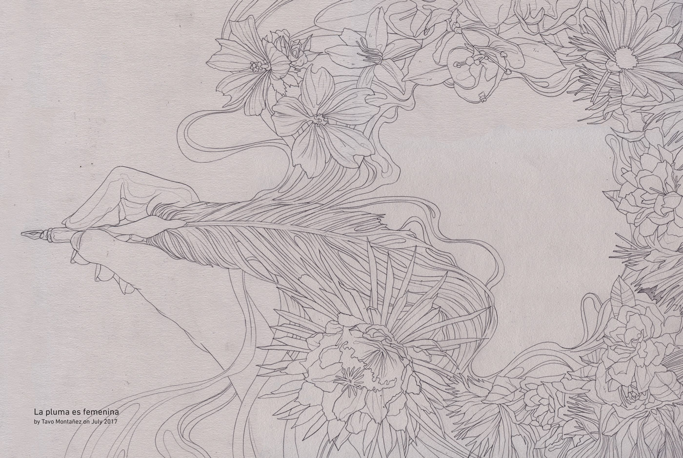 editorial magazine Digital Art  digital illustration ILLUSTRATION  Drawing  jk rowling Isabel Allende art woman