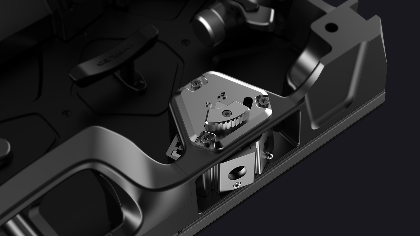 led LED Display 工业设计 产品设计 锁扣