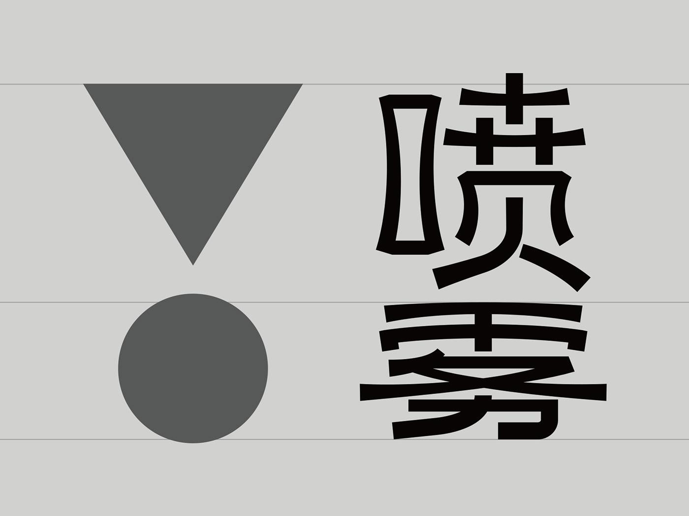 Brand Design font design graphic design  package package design  Photography  product design  Typeface 包装设计 平面设计