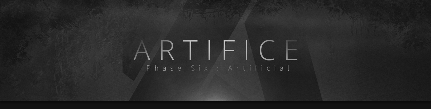 artifice Phase Six freestyle abstract Collective  Exhibition