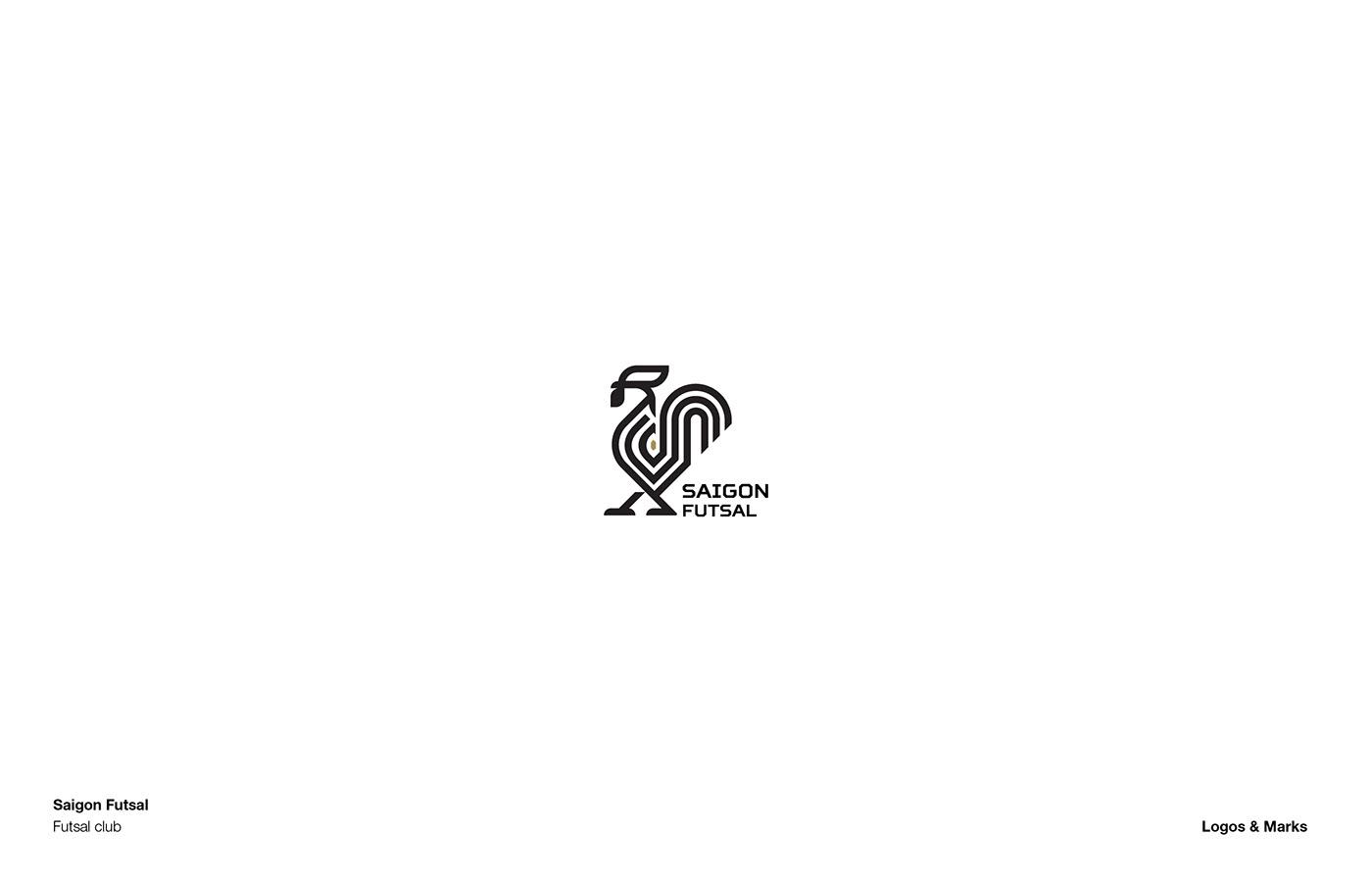 logofolio logomarks logos&Marks vuphamdesign logotypes logo mondaystudio