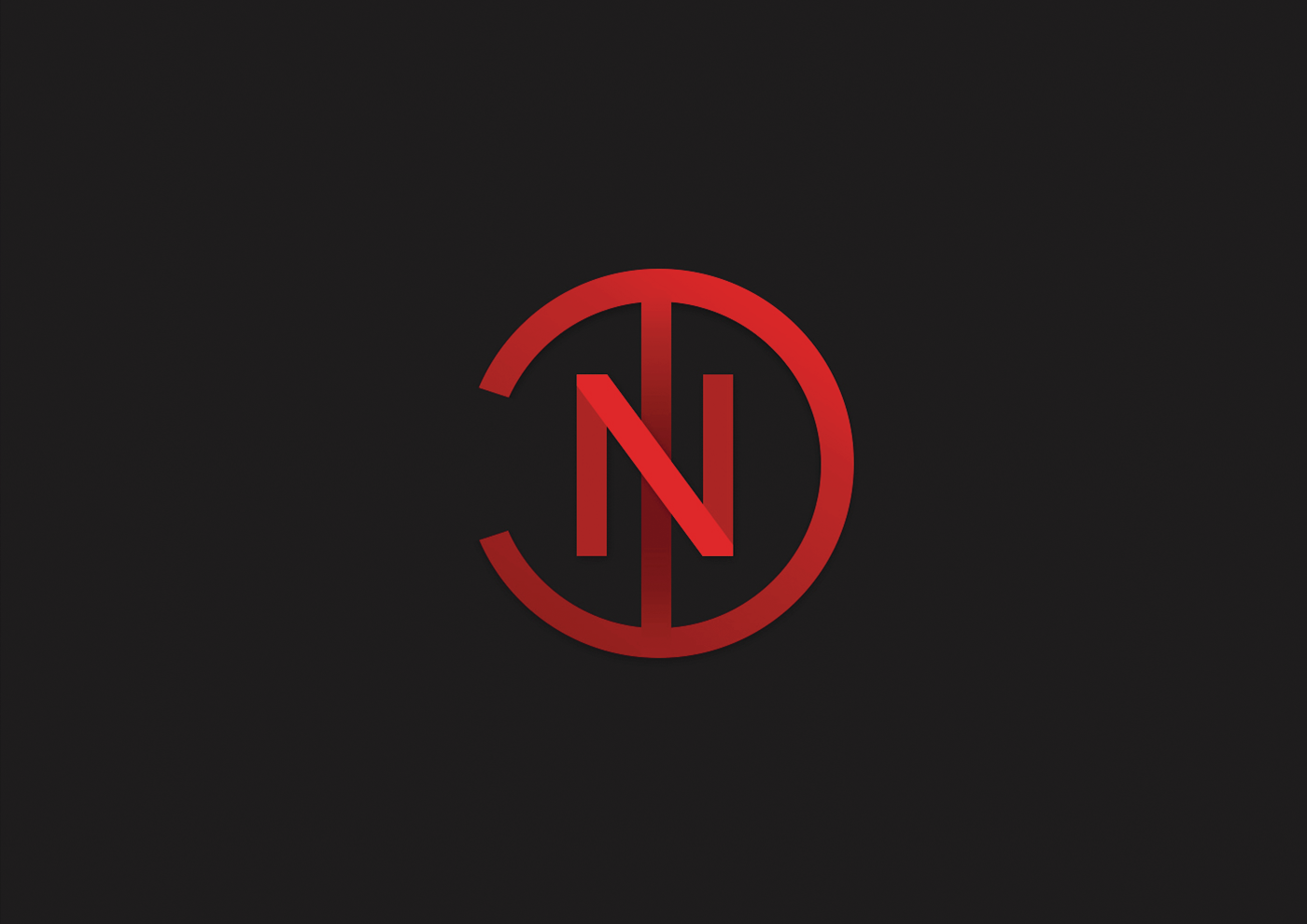 ND ndevil Icon logo initials tech