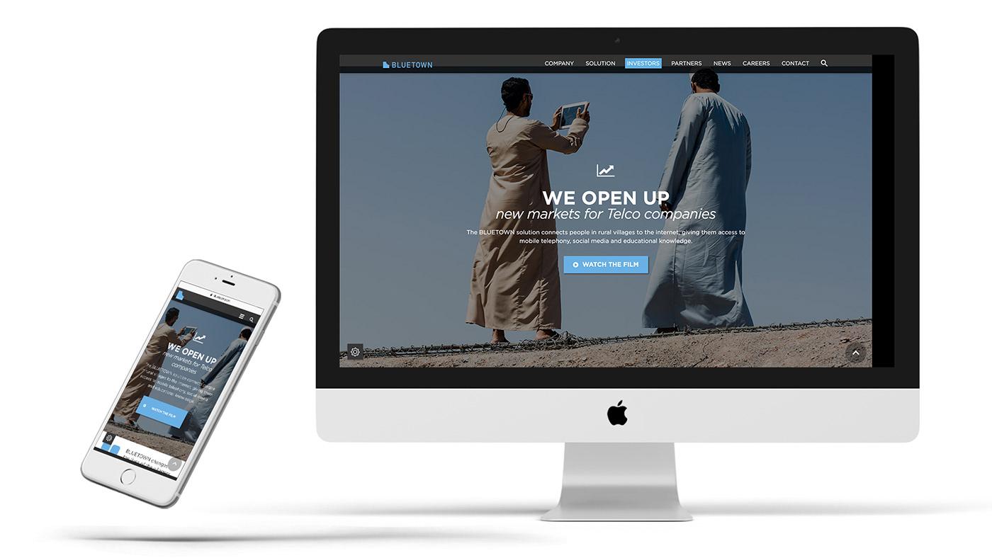 Webdesign digital design Sustainability digital art direction