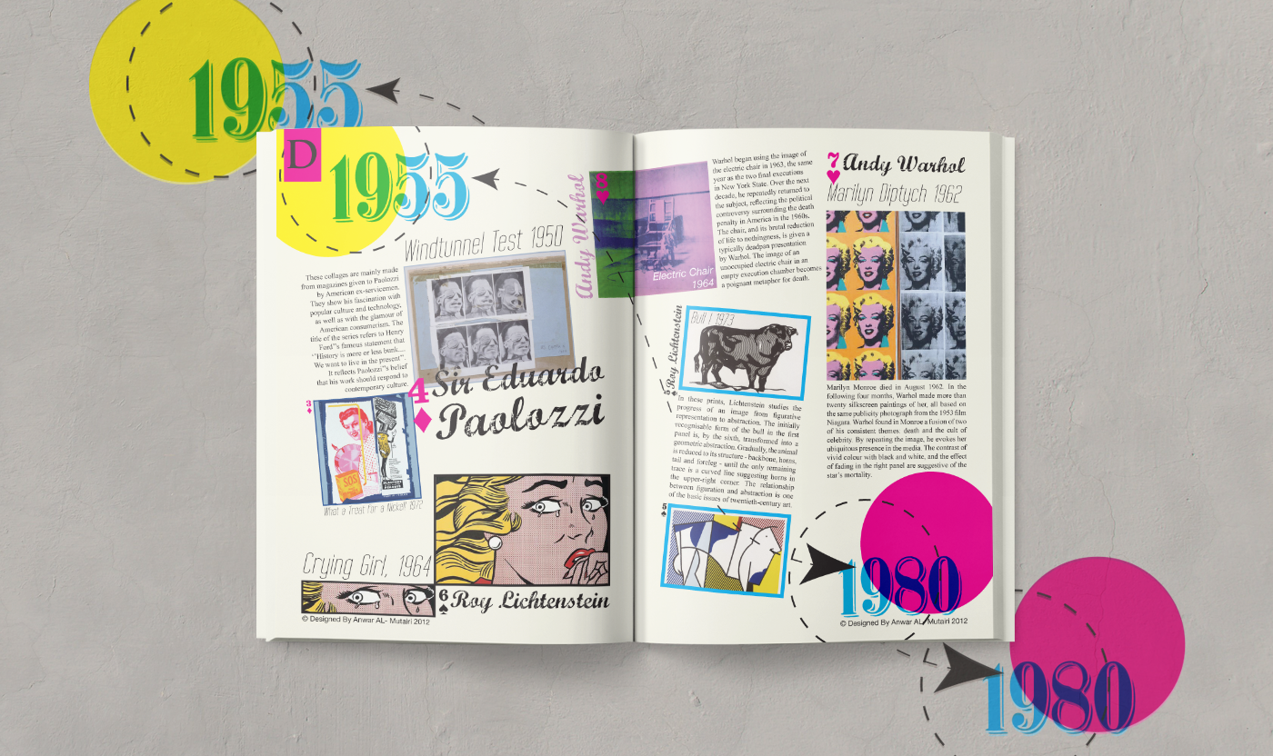 pop art periodical articles
