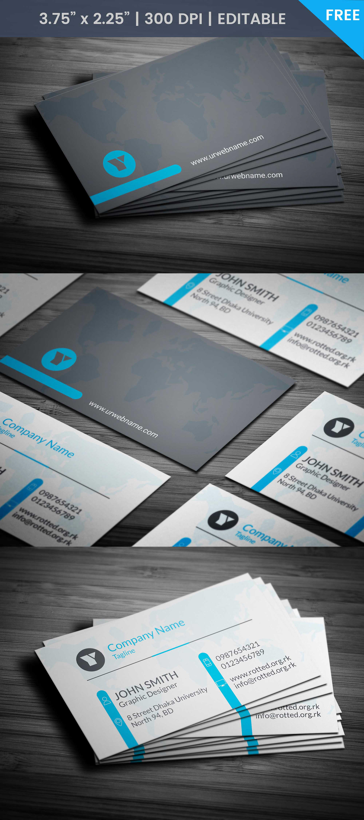 Pet sitter business card on behance colourmoves