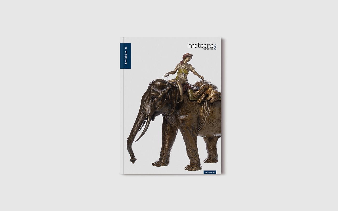 magazine Magazine design auction Catalogue fine art design