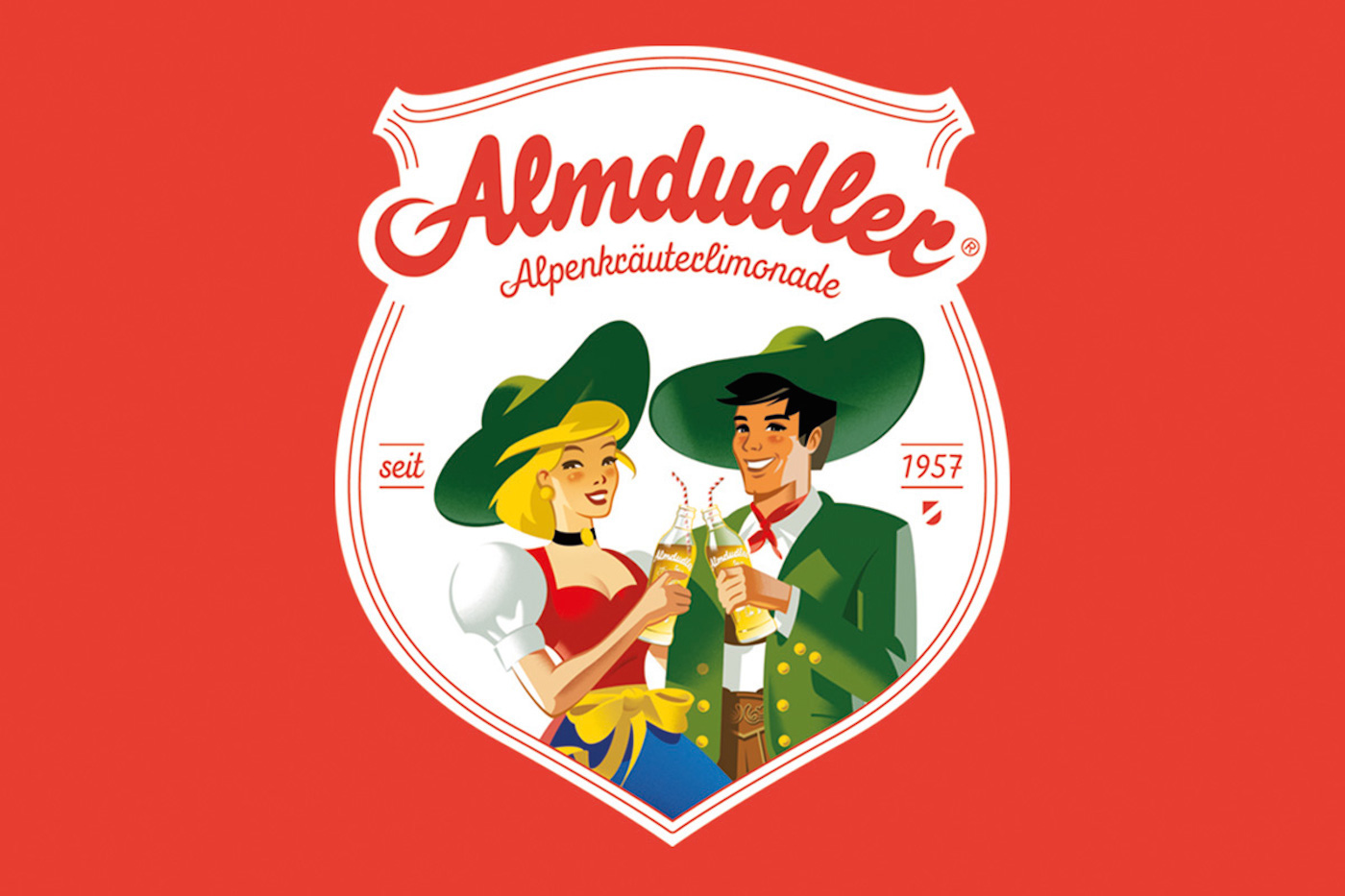 Almdudler Branding Publishing on Examples Of A Synonym