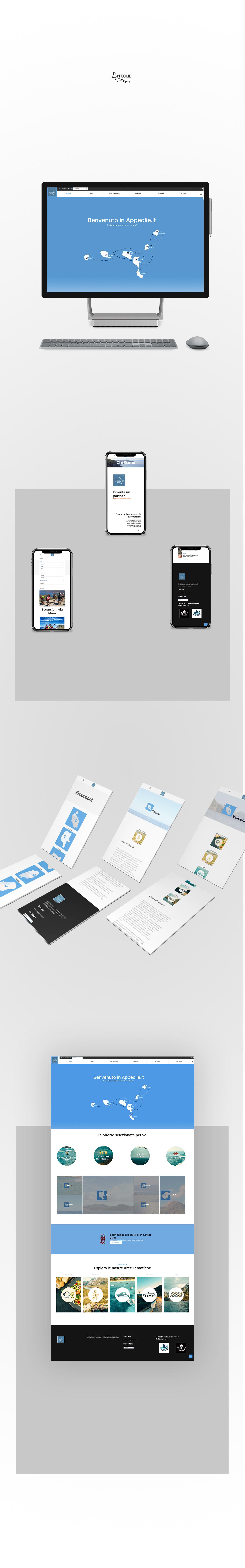 Web Design  Turismo brand design agenzia progettazione sito web Website web development  graphic design web