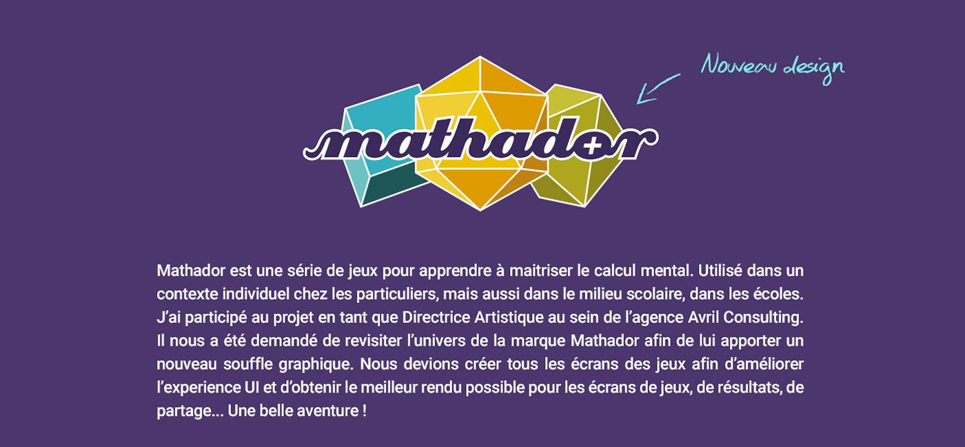 calculs,mathématiques,application,mobile,violet,purple,yellow,ux,UI