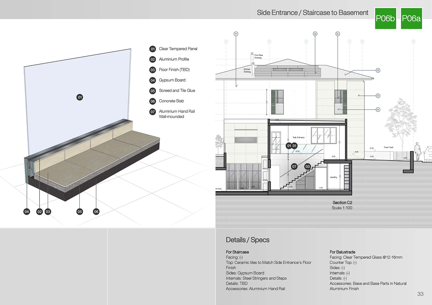 Architecture: Preliminary & Blueprints on Behance