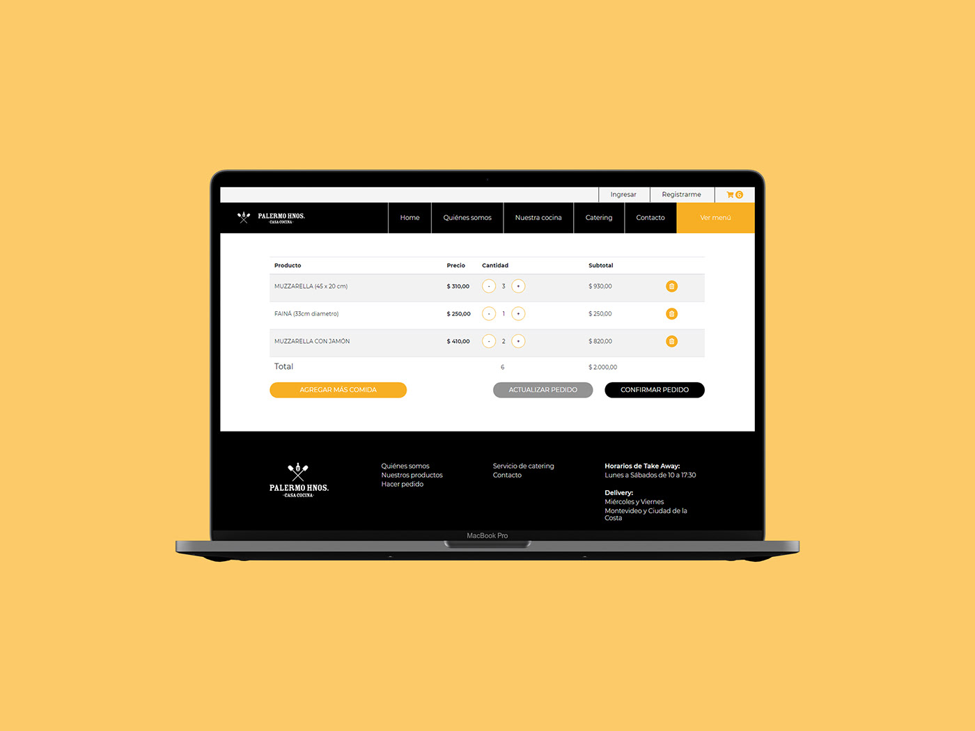 back end codeigniter Ecommerce front end JavaScript Web Design  web development